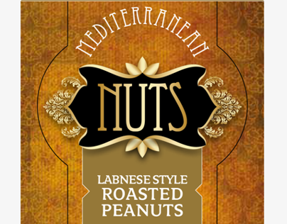 Mediterranean Nuts - Branding & Packaging