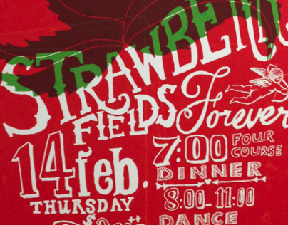 Strawberry Fields- poster