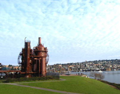 Northlake Way: Gas Works Park