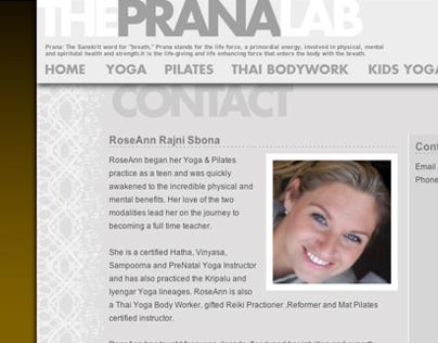 The Prana Lab