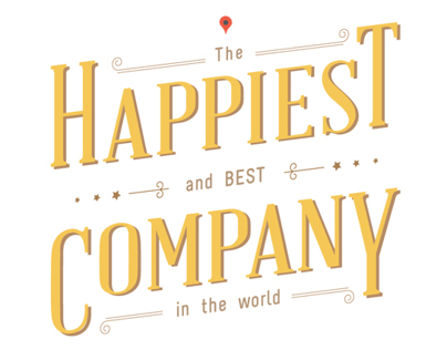 The Happiest Company in the World