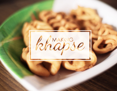 VIDEO: Making Khapse