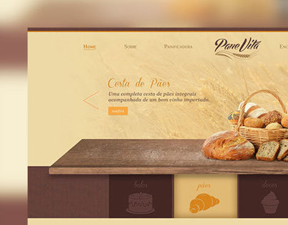 Panevita Website