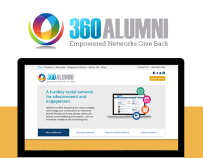 360Alumni Website