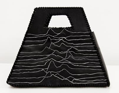 Unknown Pleasures Handbag