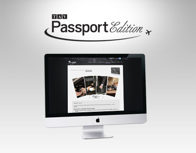 TAV Passport Edition