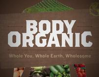 Organic Valley Body Organic Kit