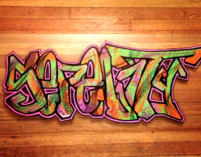 Blackbook Files v.1 - Graffiti Collection