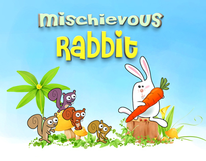 Mischievous Rabbit