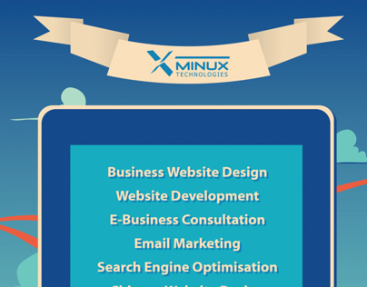 Minux Technology (NZ) Poster