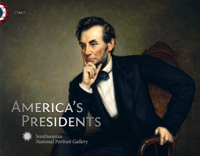 Americas Presidents iPad App for the Smithsonian