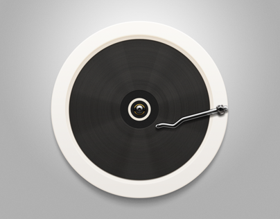 Lp-player Icon