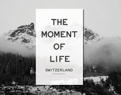 The Moment Of Life