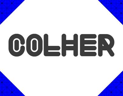 Colher Typeface (Eurico Sa Fernandes)