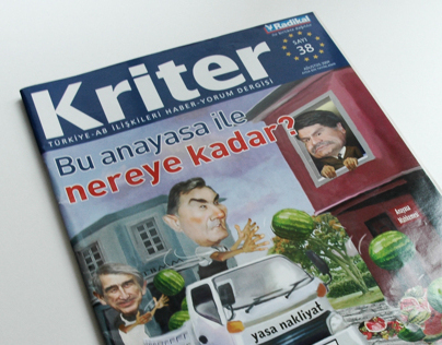 Radikal Newspaper / Kriter Magazine (2009 - 2011)