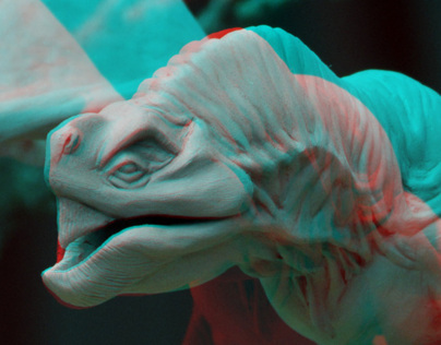 Sculptures in 3D