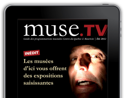 Magazine Muse TV