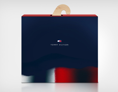 Tommy Hilfiger shirt box