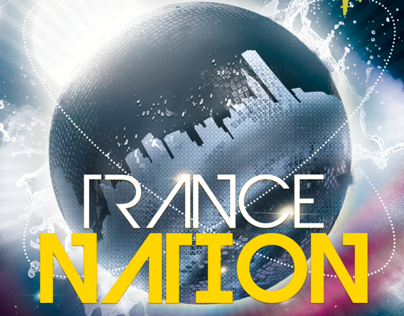 Trance Nation Flyer