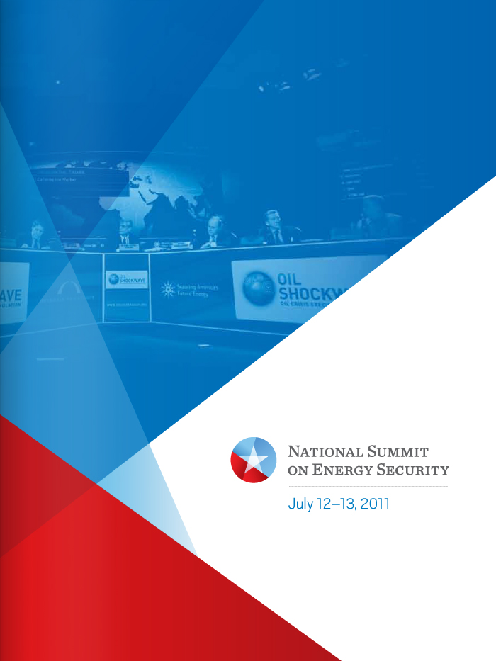 National Summit on Energy Security Nonprofit Branding
