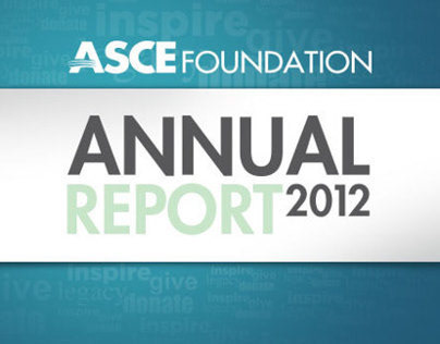 ASCE Foundation Annual Report 2012