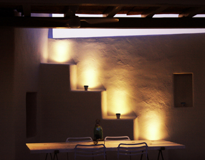 PUNDA BEACH GUEST HOUSE, PAROS, GREECE, 2012
