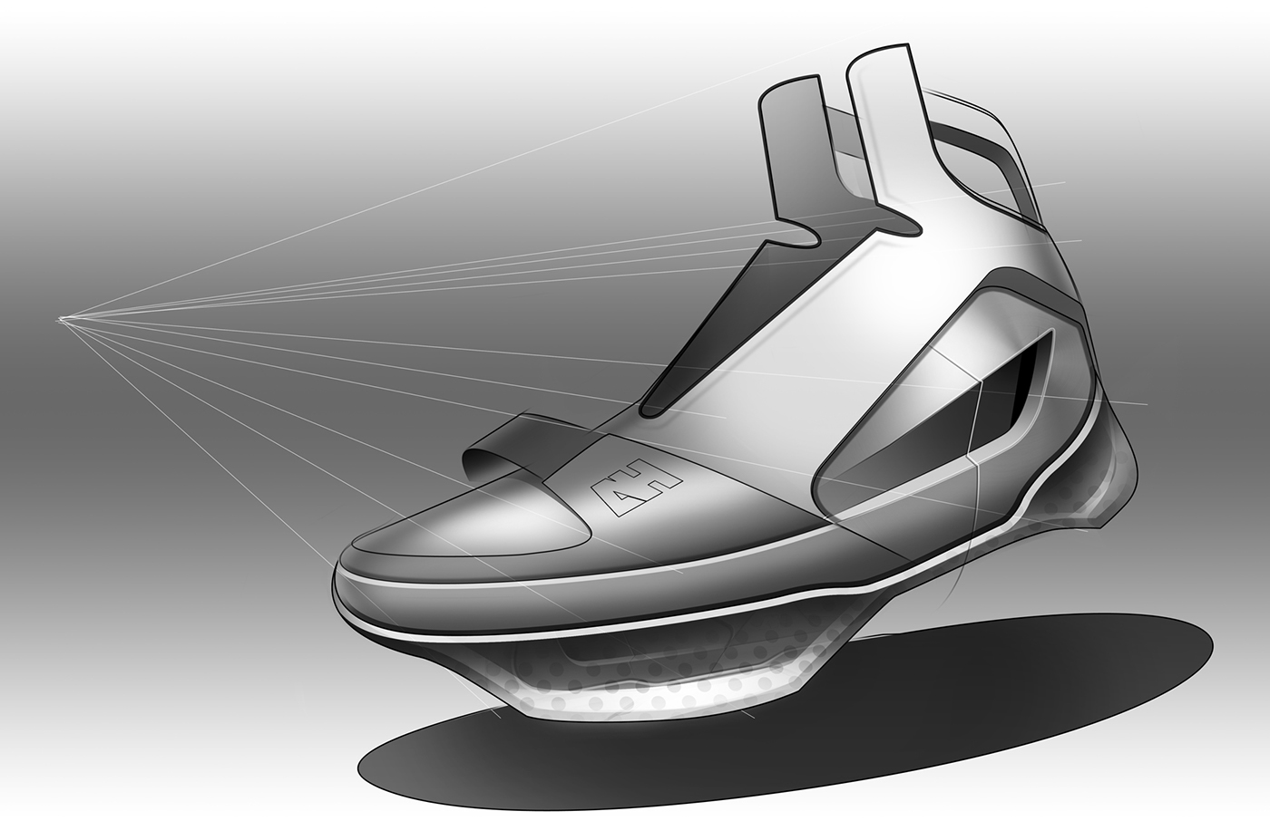 Android Propulsion Sneakers