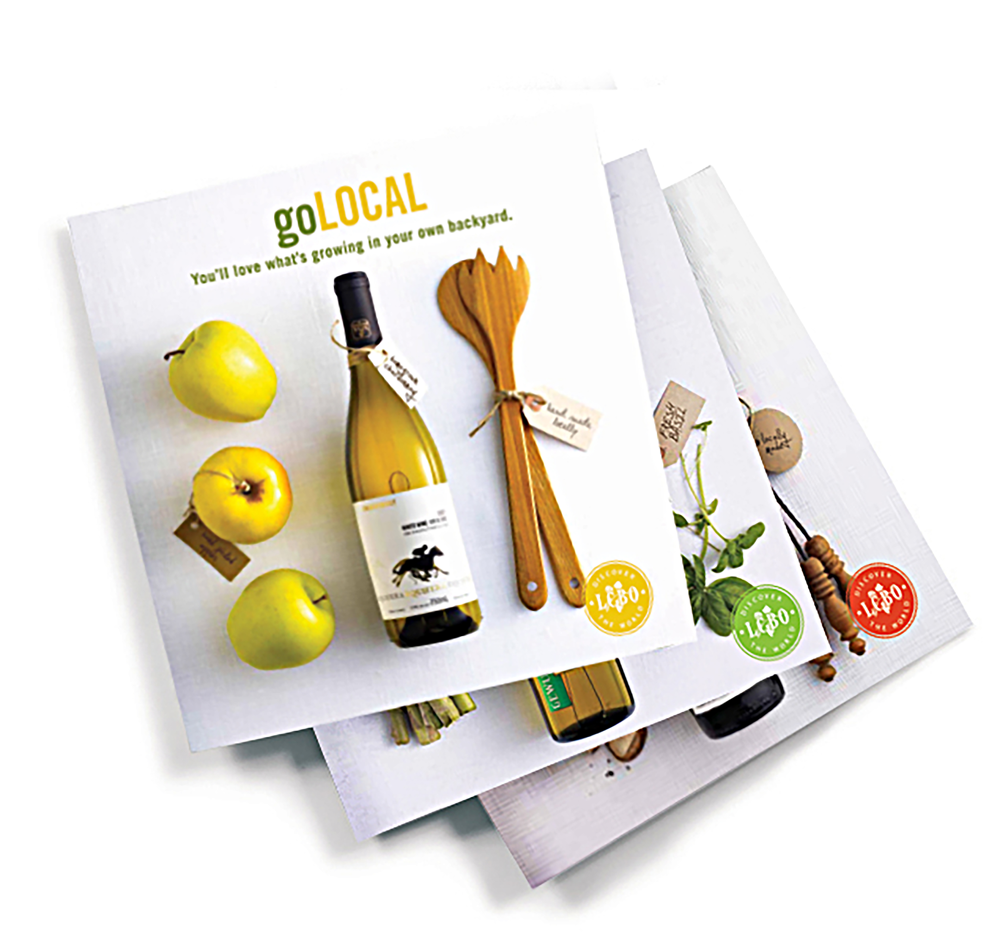 LCBO GO LOCAL MAGAZINES
