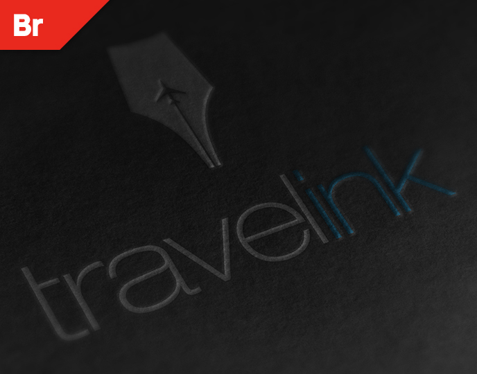 Travel Ink logo