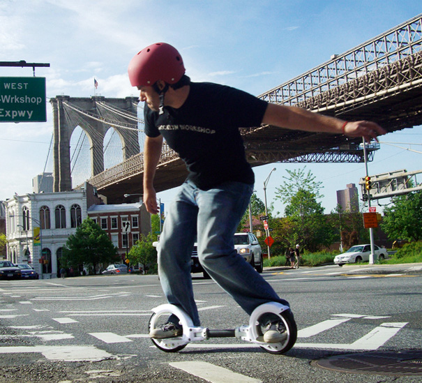 FreeRider SkateCycle for Brooklyn Workshop