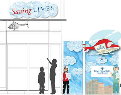 Saving Lives Exhibit
