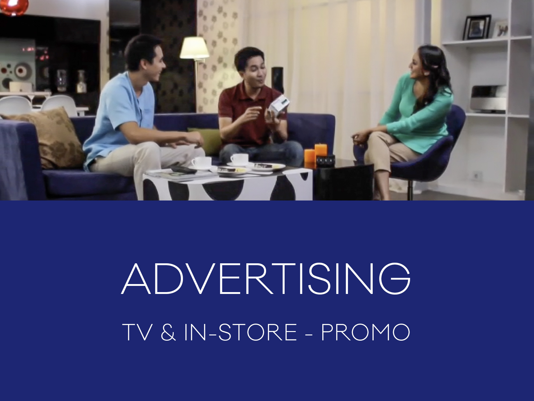 TV & IN-STORE | Promo & Sales