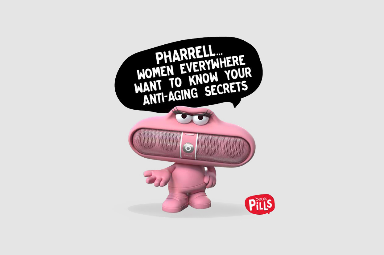 Beats Pills