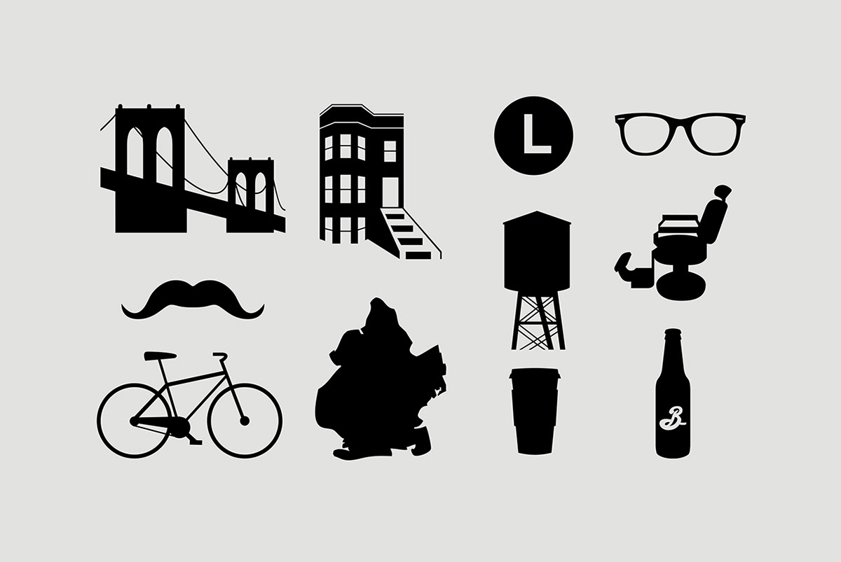 Bklyn Icon Set