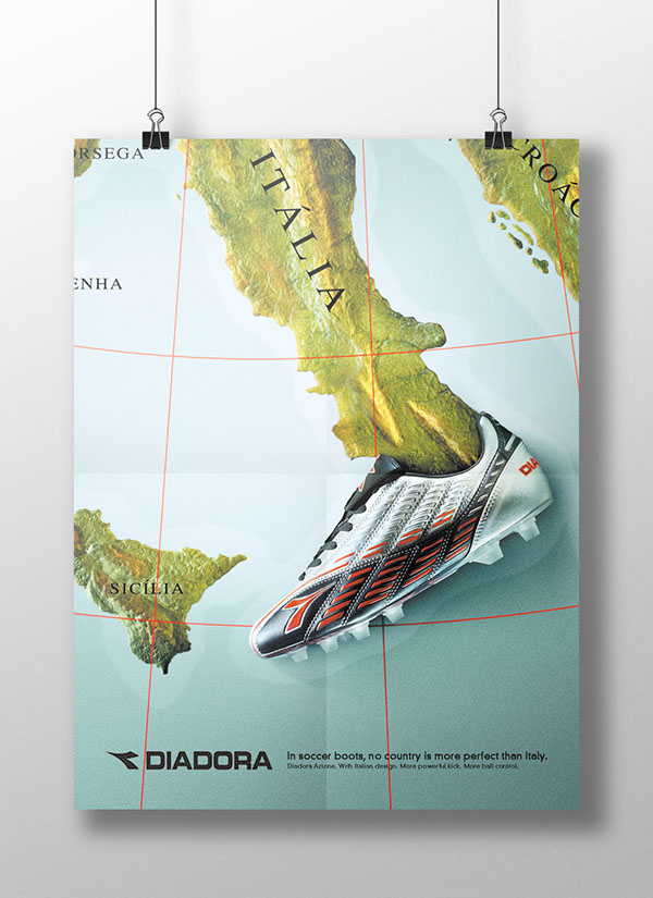 Diadora - Design Italiano