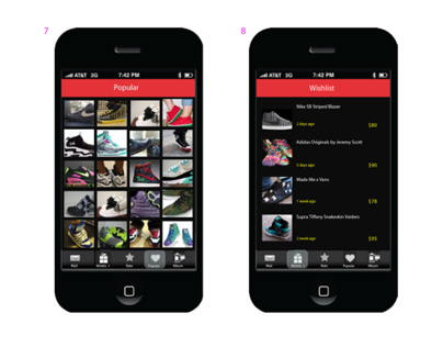 Laced Up App
