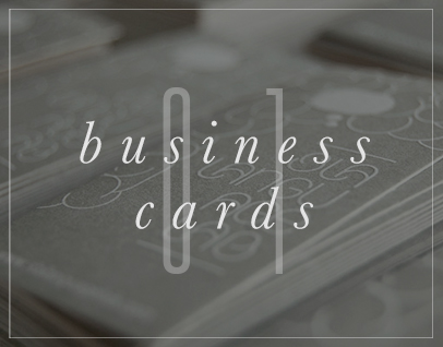 Business Cards (I)