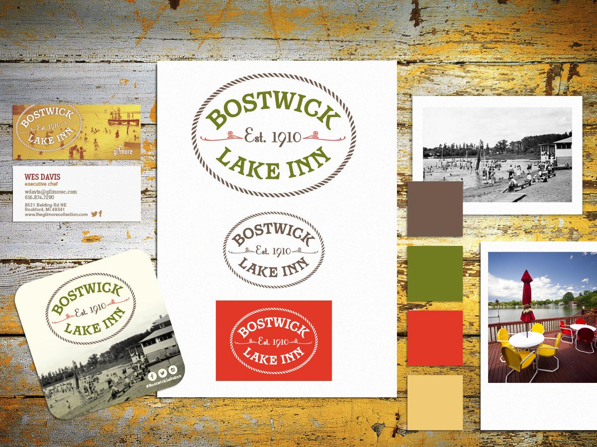 Bostwick Lake Inn logo