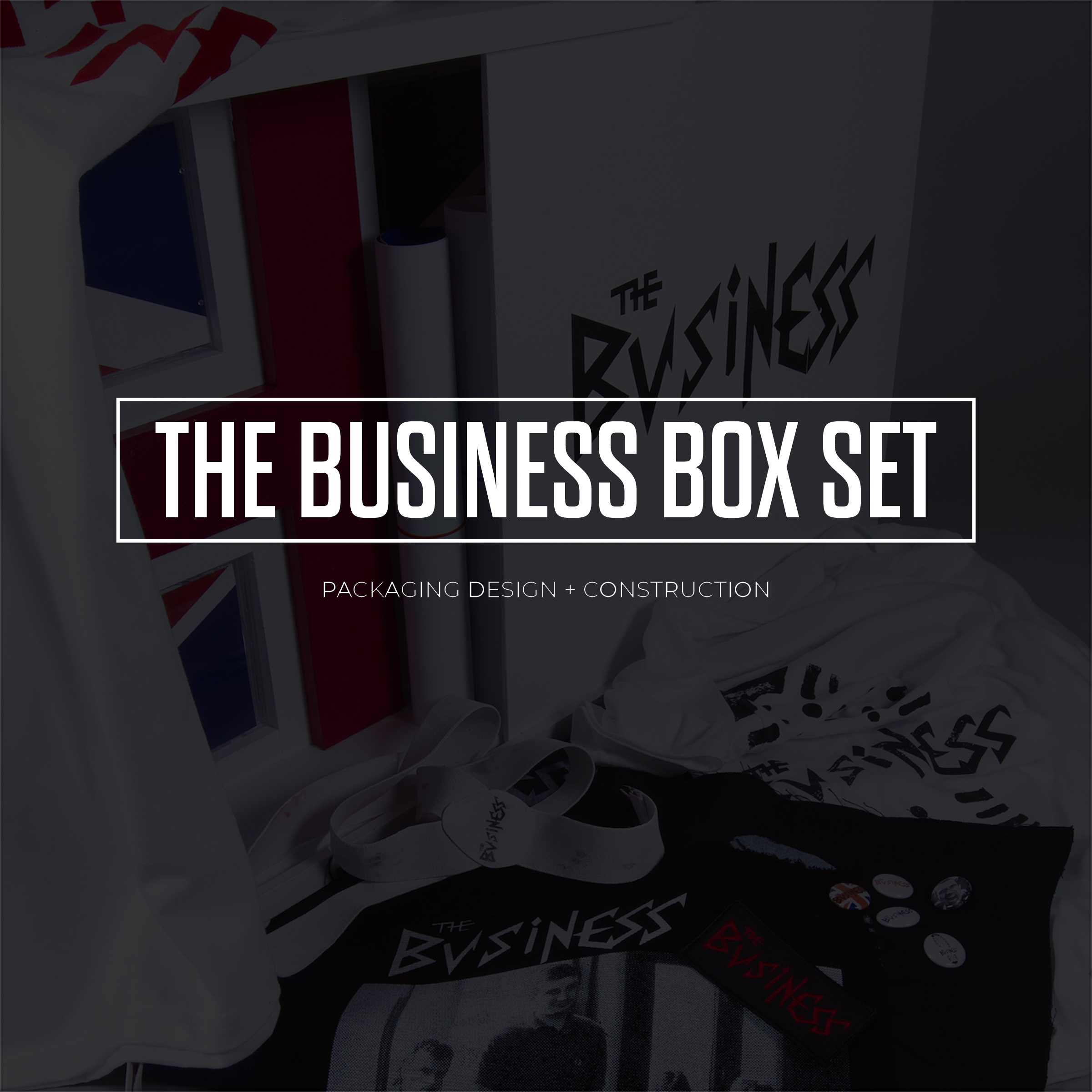 The Business Box Set Packaging