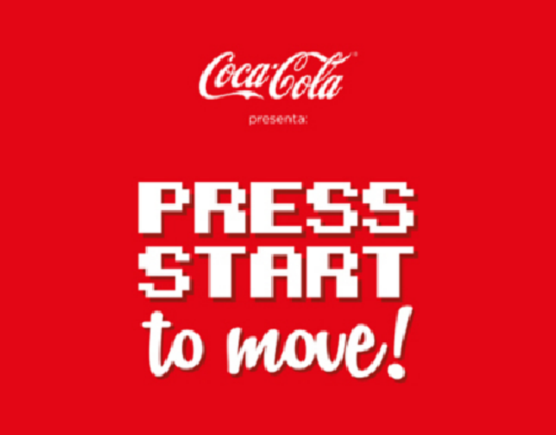 PRESS START to move!