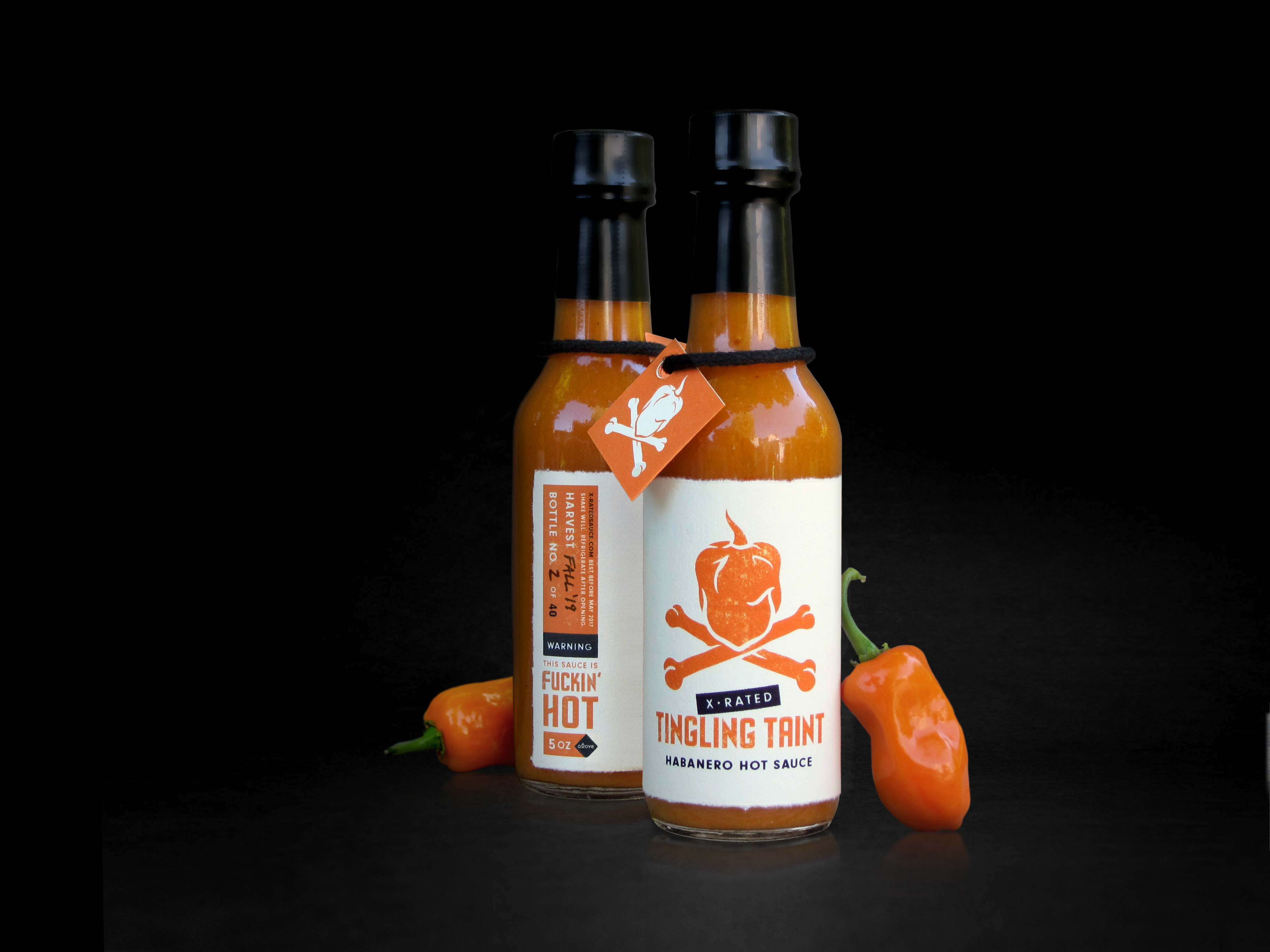 X-Rated Hot Sauce