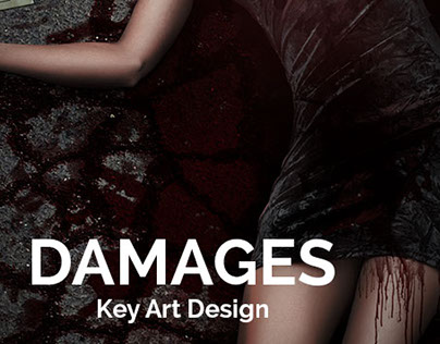 Damages: Final Season - Poster