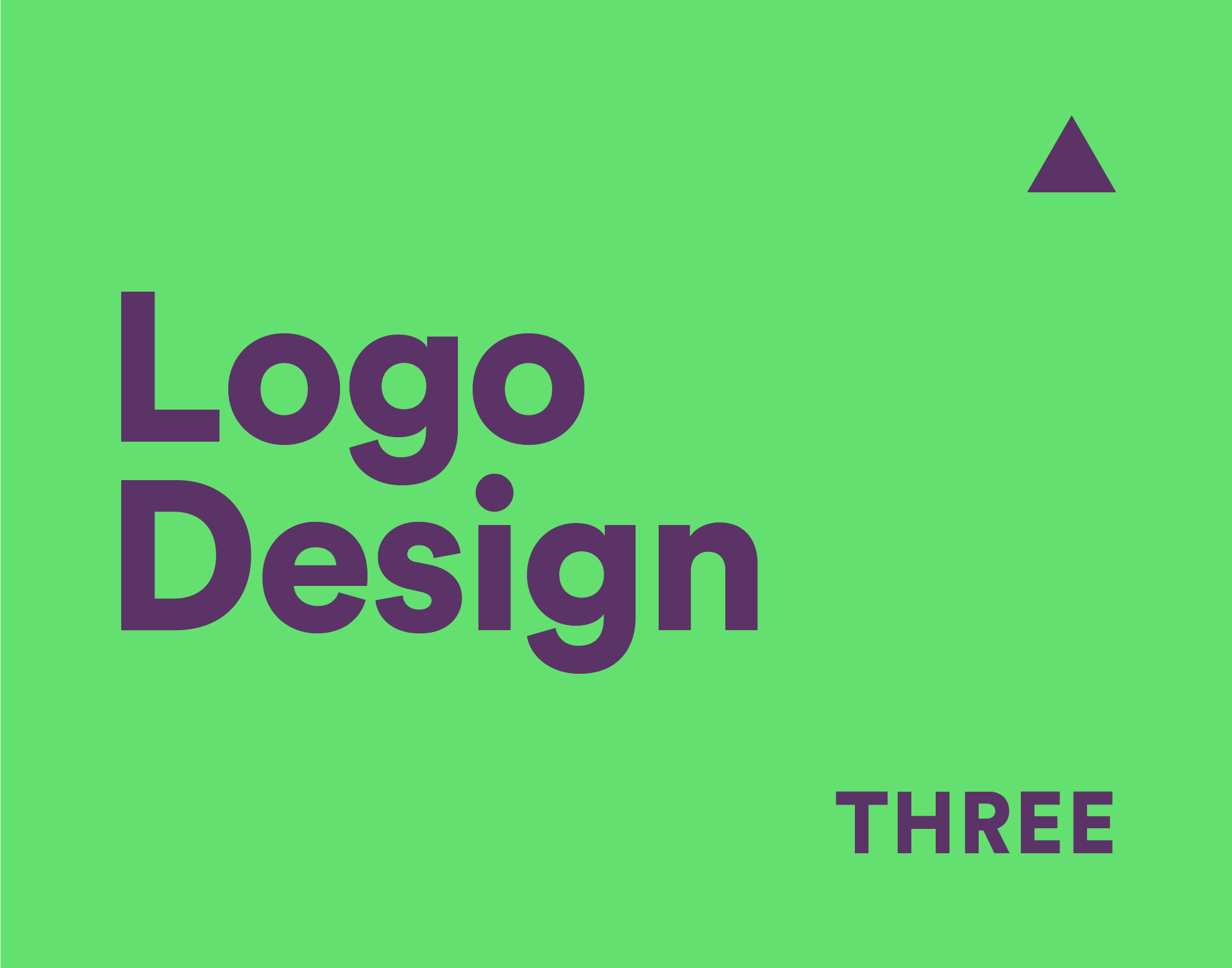 Logo Design THREE