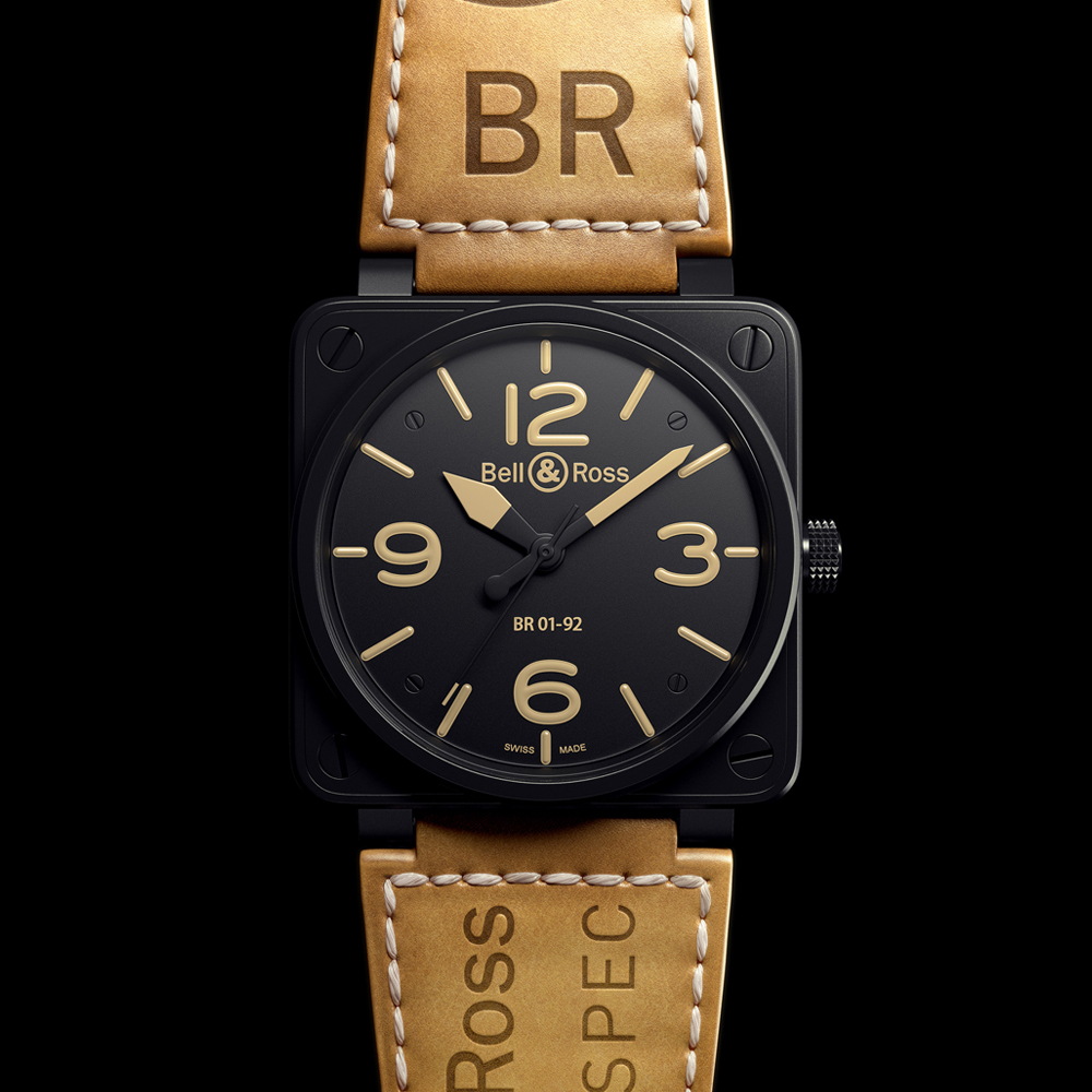 3D Product Visualization - Bell & Ross (Heritage)
