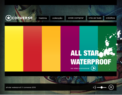 All Star WaterProof
