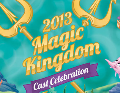 Magic Kingdom Cast Celebration