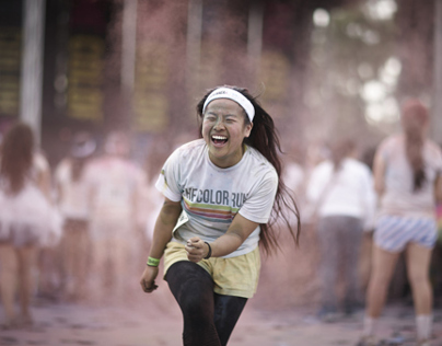 The Color Run :: Los Angeles