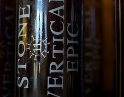 Stone Vertical Epic Beer Tasting