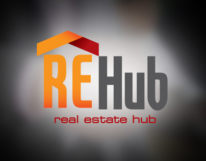 Real Estate Hub Corporate Identity
