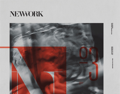 NEWWORK MAGAZINE, Issue 3